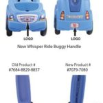 Step2 Push Around Buggy & Whisper Ride Buggy Recalled