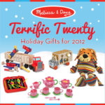 Melissa & Doug's Terrific Twenty – Giveaway