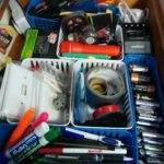 How I Organized Our Junk Drawer in 15 minutes for $2