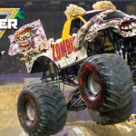 Monster Jam Triple Threat Series is on the way to Cleveland, Ohio