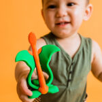 Baby Banana – A SAFE Toothbrush for Little Ones Now Available in Unicorn and Dragon designs